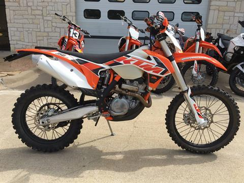 2015 KTM 350 XC-F in Denton, Texas