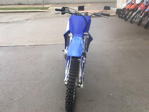 2002 Yamaha YZ250 in Denton, Texas