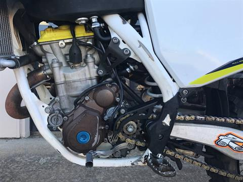 2016 Husqvarna FC 350 in Denton, Texas