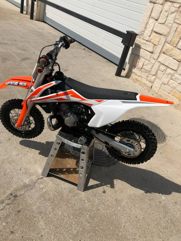 Used 2017 KTM 50 SX Mini Motorcycles in Denton, TX