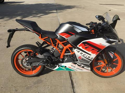 2016 KTM RC 390 in Denton, Texas