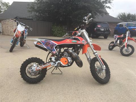 2016 KTM 50 SX in Denton, Texas
