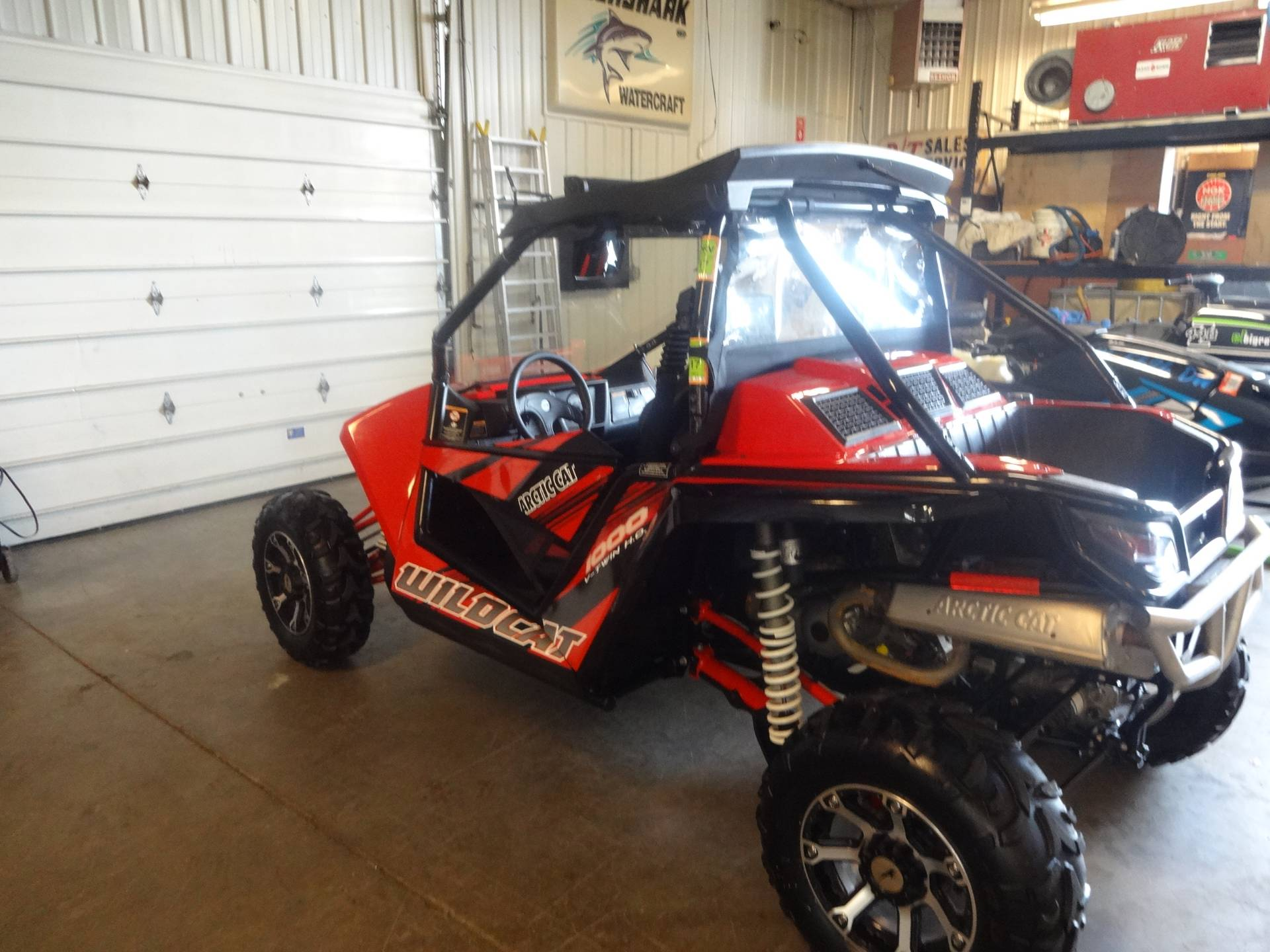 2013 Arctic Cat Wildcat™ 1000 Limited in Zulu, Indiana