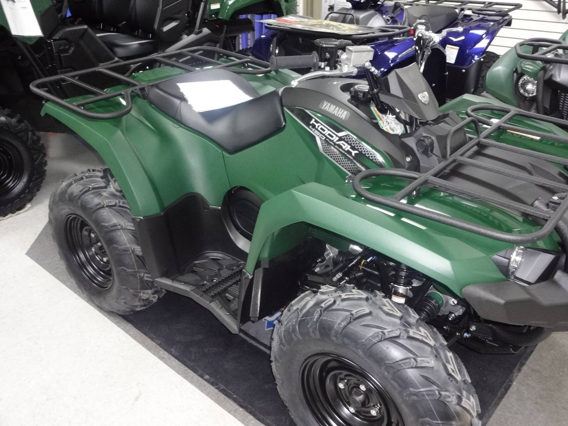 2018 Yamaha Kodiak 450 in Zulu, Indiana