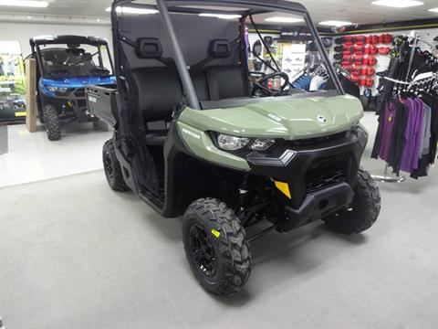 2021 Can-Am Defender DPS HD5 in Zulu, Indiana - Photo 1