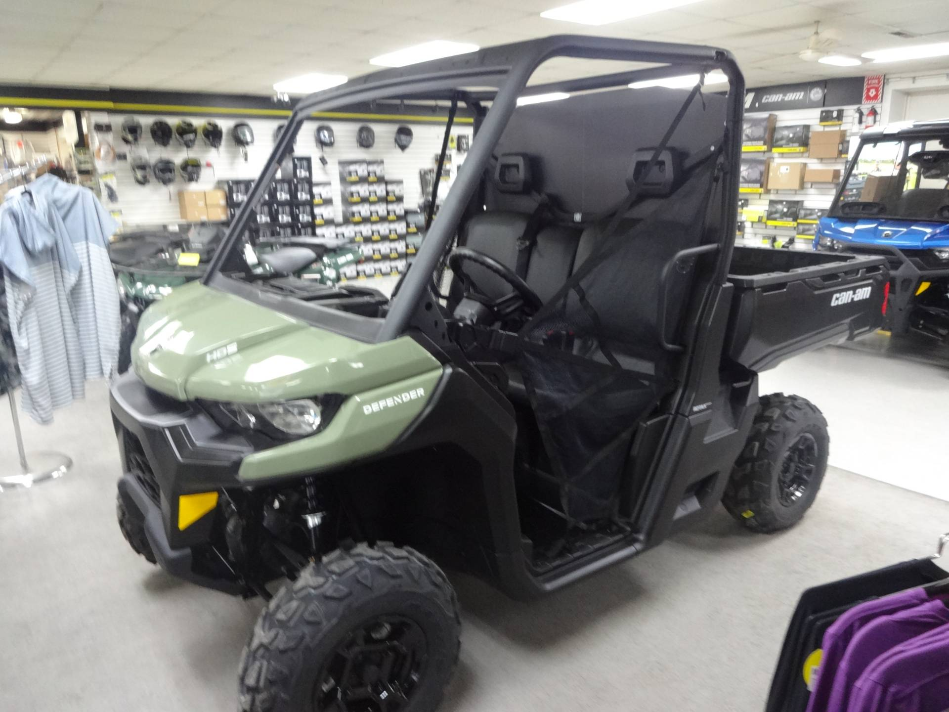 2021 Can-Am Defender DPS HD5 in Zulu, Indiana - Photo 2
