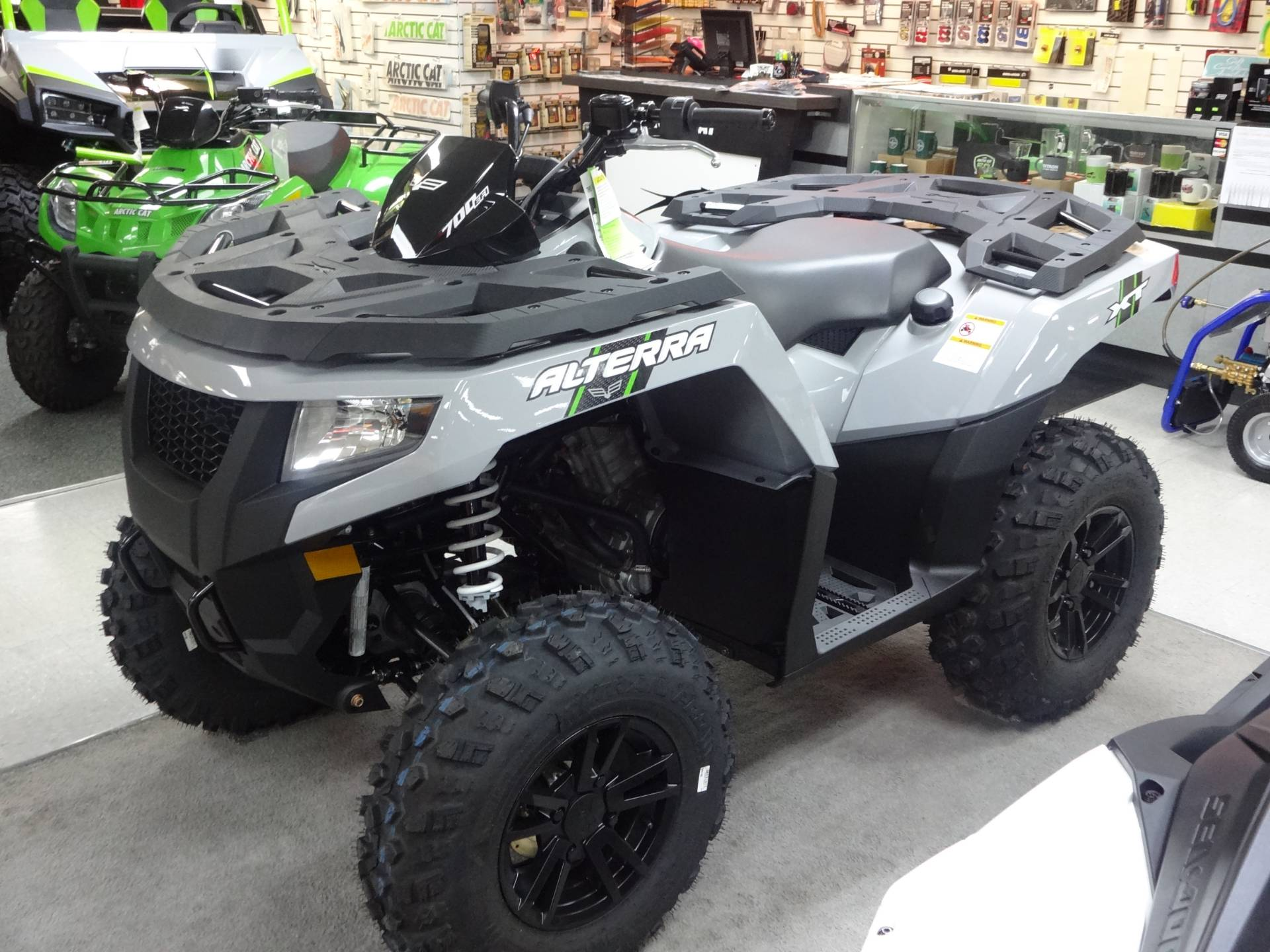 2018 Textron Off Road Alterra 700 XT EPS in Zulu, Indiana