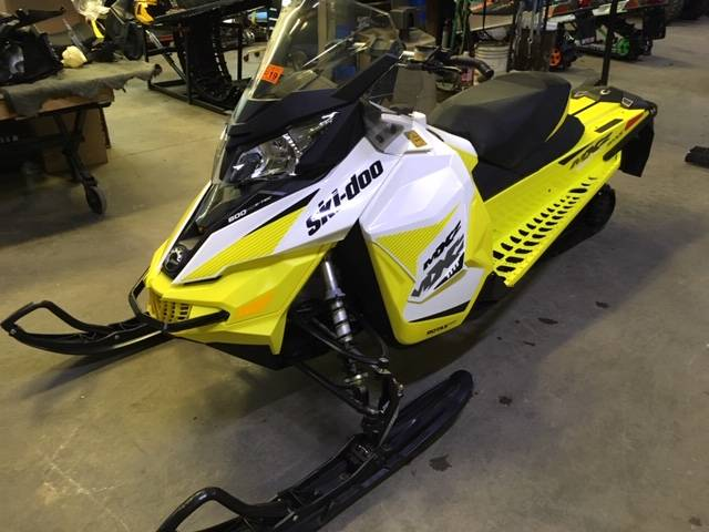 2017 Ski-Doo MXZ TNT 600 H.O. E-TEC in Zulu, Indiana - Photo 1