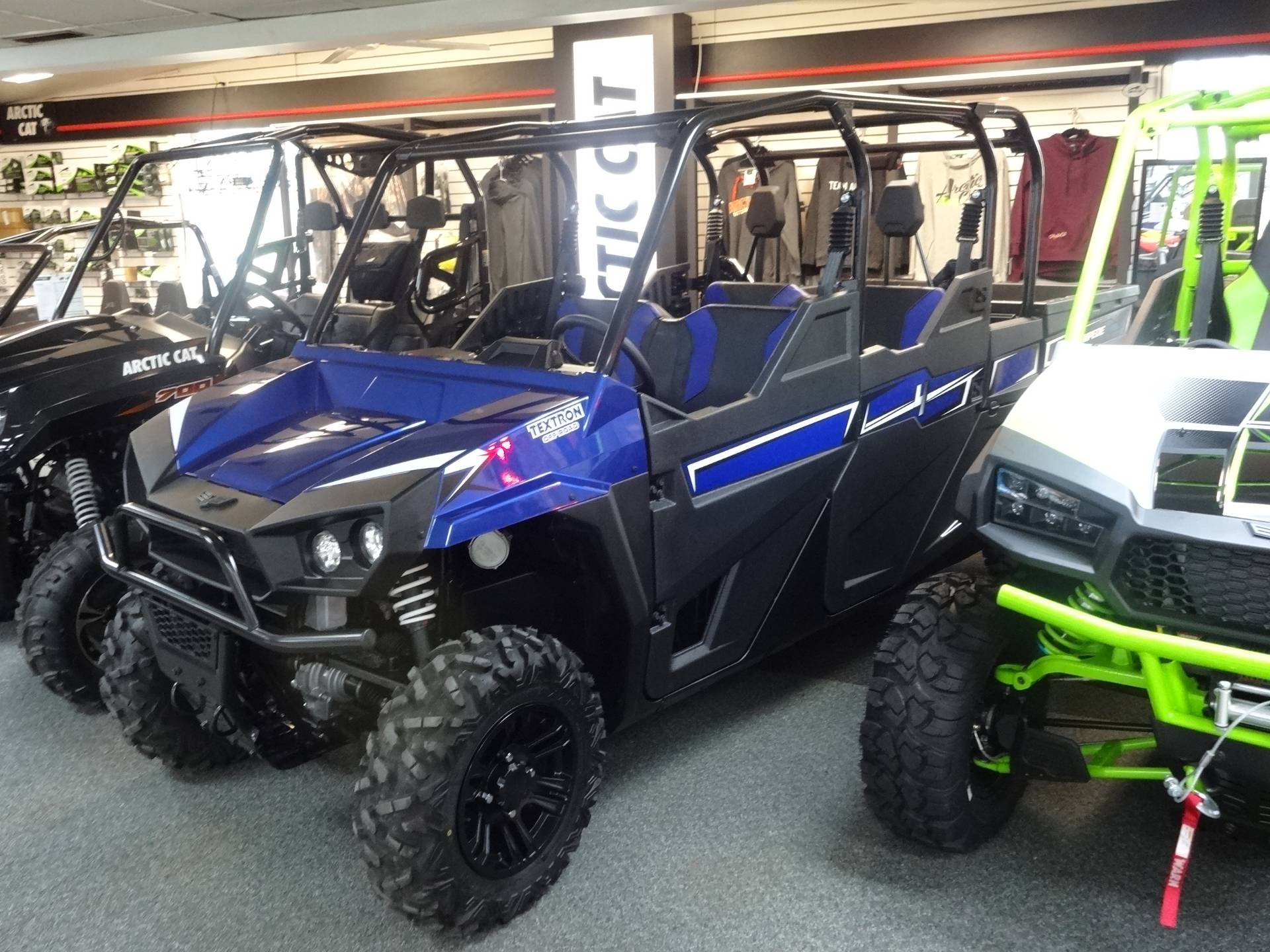 2018 Textron Off Road Stampede 4X in Zulu, Indiana