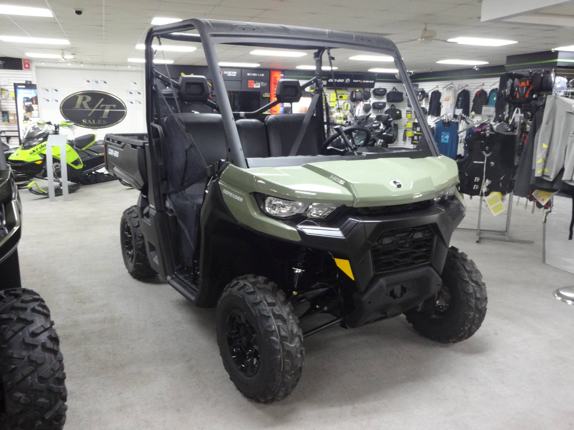 2020 Can-Am Defender DPS HD5 in Zulu, Indiana - Photo 1