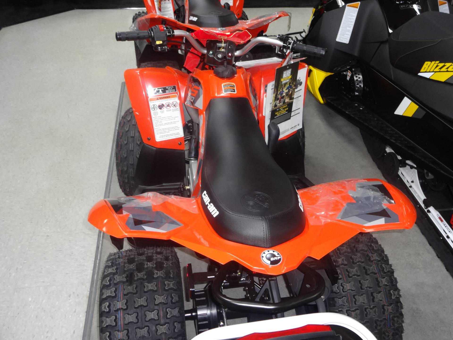 2018 Can-Am DS 90 in Zulu, Indiana - Photo 3