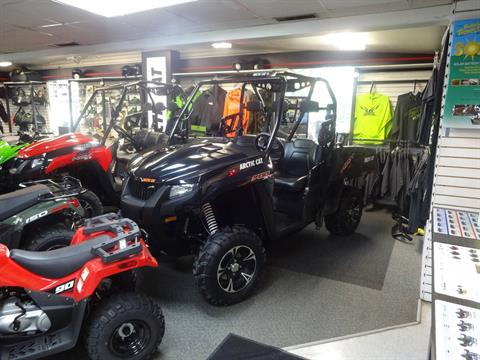 2017 Arctic Cat HDX 700 XT EPS in Zulu, Indiana