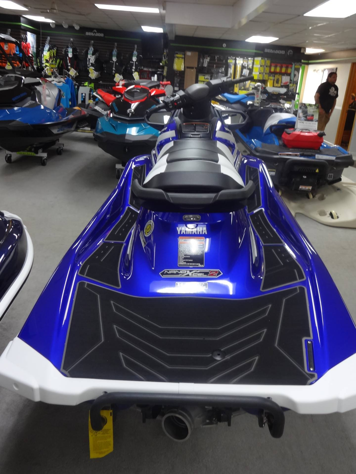 2018 Yamaha GP1800 in Zulu, Indiana
