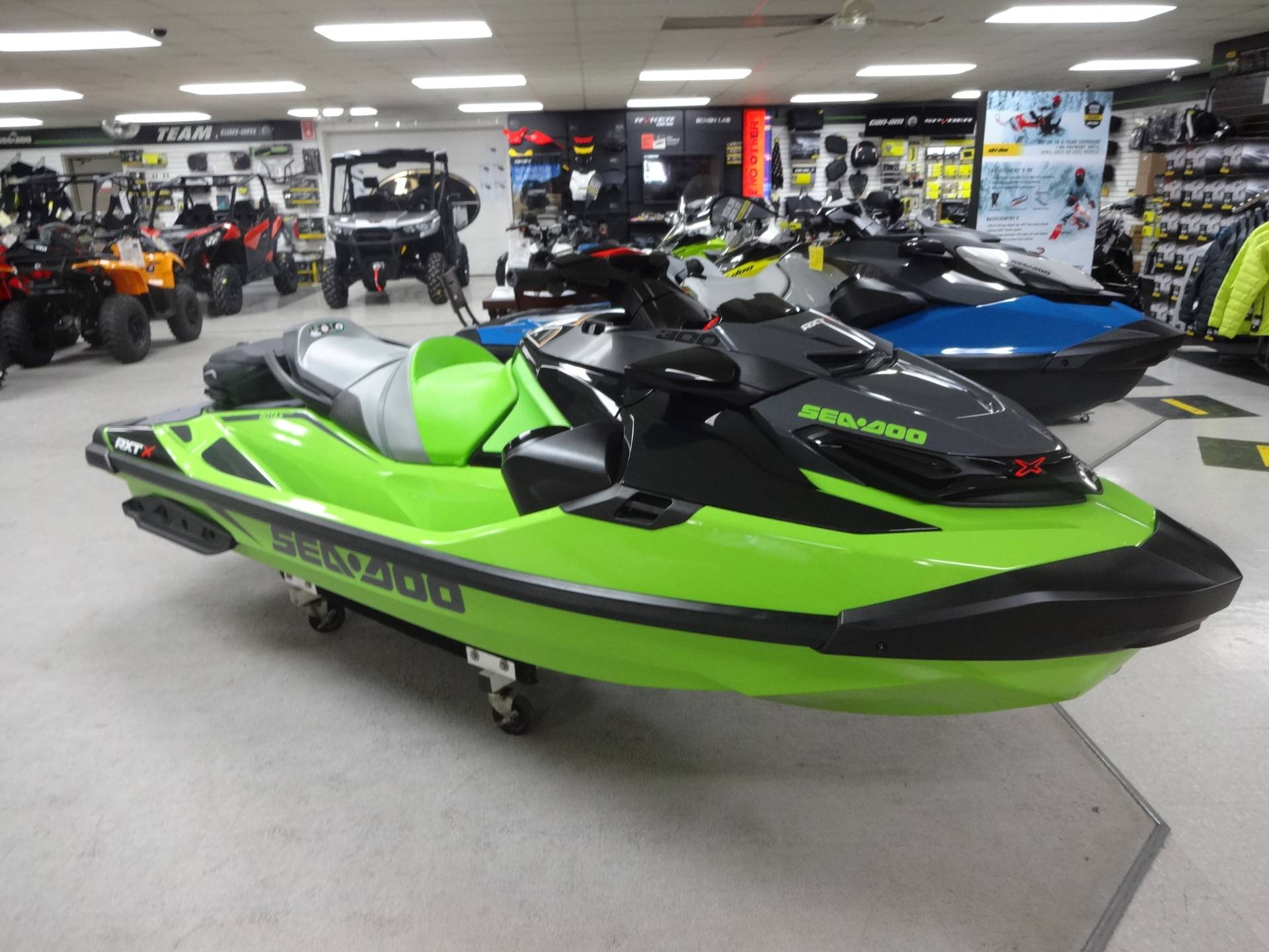 2020 Sea-Doo RXT-X 300 iBR + Sound System in Zulu, Indiana - Photo 1