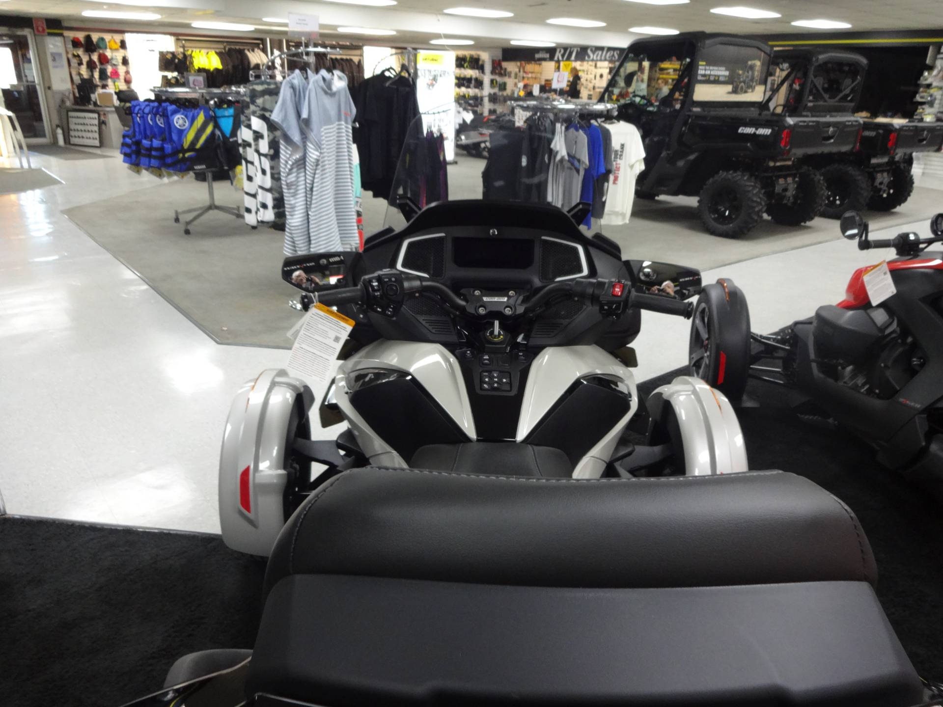 2021 Can-Am Spyder RT Limited in Zulu, Indiana - Photo 3