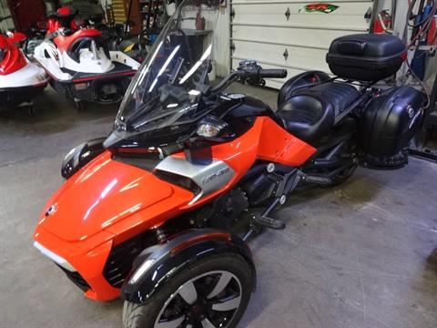 2015 Can-Am Spyder® F3-S SE6 in Zulu, Indiana