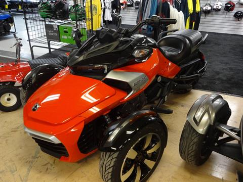 2015 Can-Am Spyder® F3-S SE6 in Zulu, Indiana - Photo 2