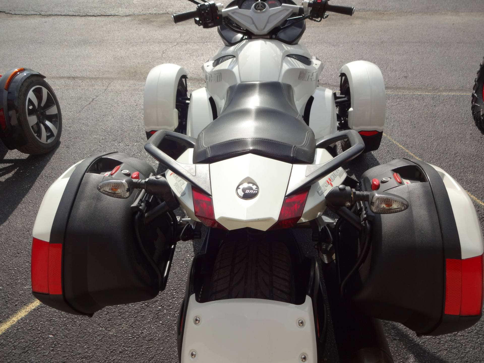 2010 Can-Am Spyder® RS-S SE5 in Zulu, Indiana - Photo 3