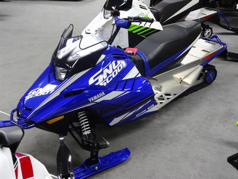 2019 Yamaha SnoScoot ES in Zulu, Indiana