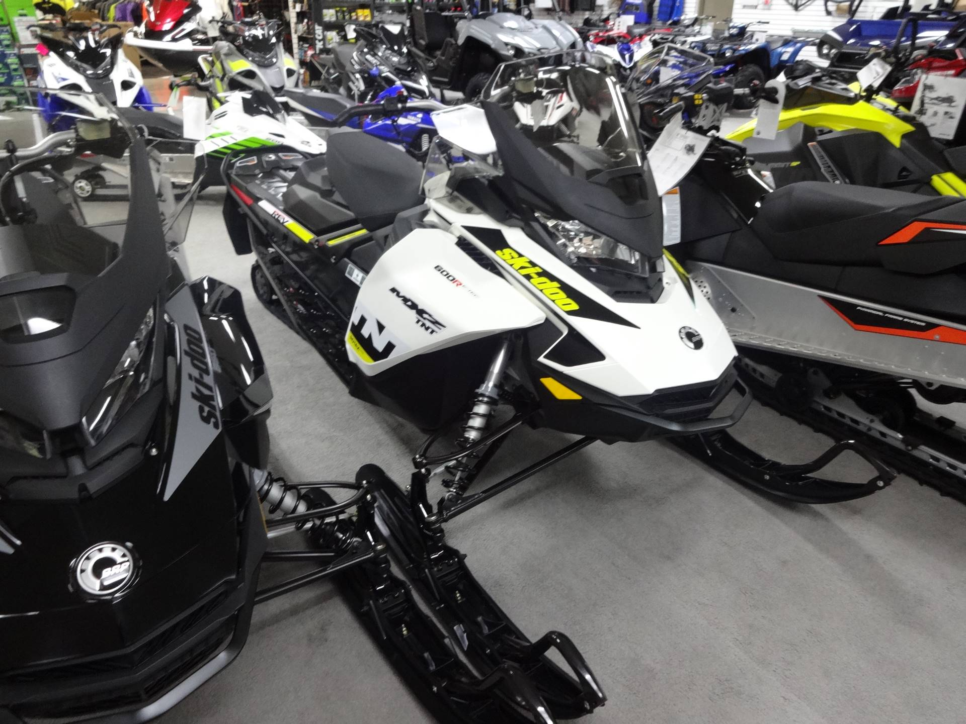 2019 Ski-Doo MXZ TNT 600R E-TEC in Zulu, Indiana - Photo 1