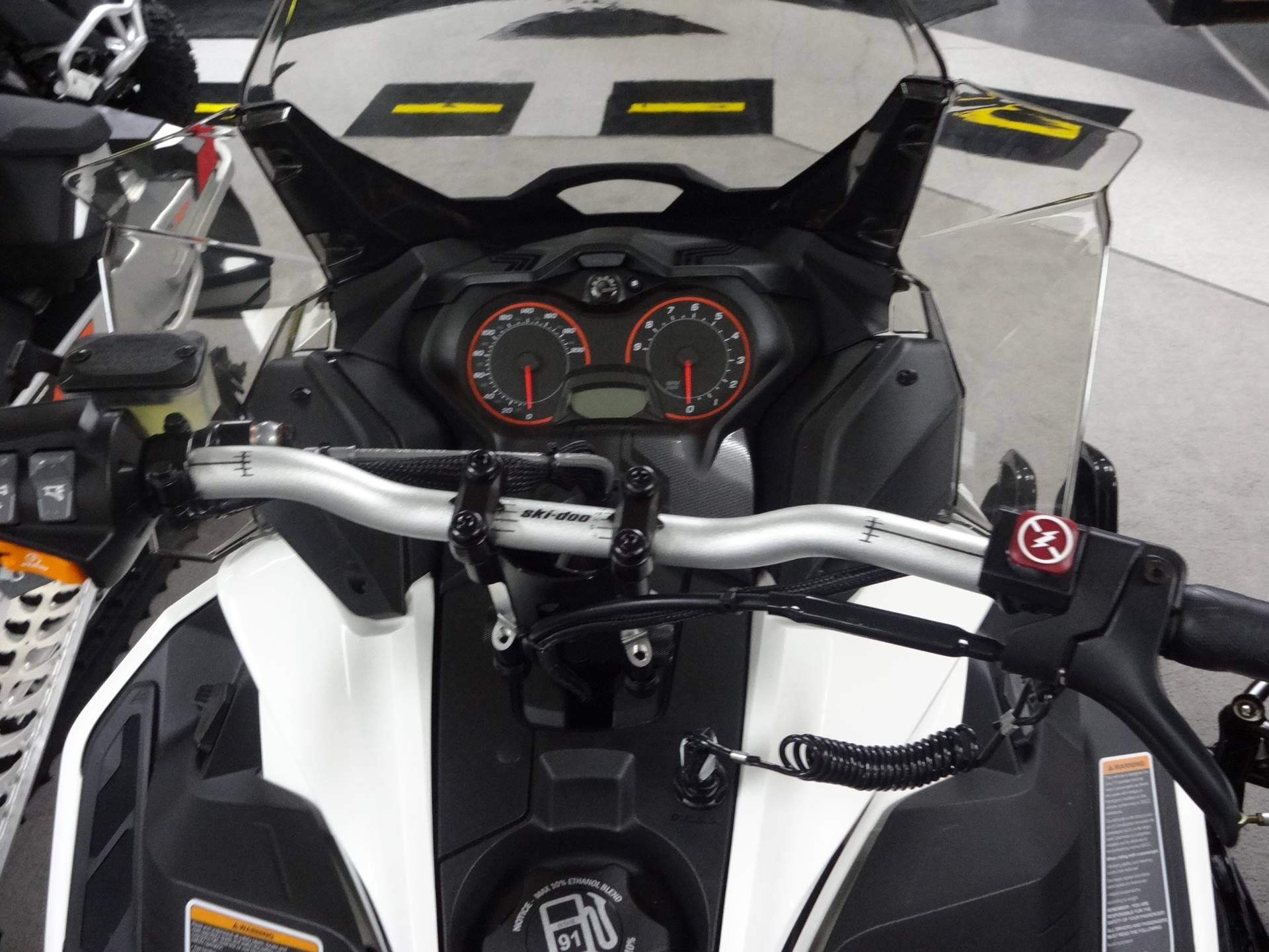 2019 Ski-Doo MXZ TNT 600R E-TEC in Zulu, Indiana - Photo 3