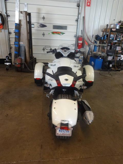 2014 Can-Am Spyder® RS SE5 in Zulu, Indiana