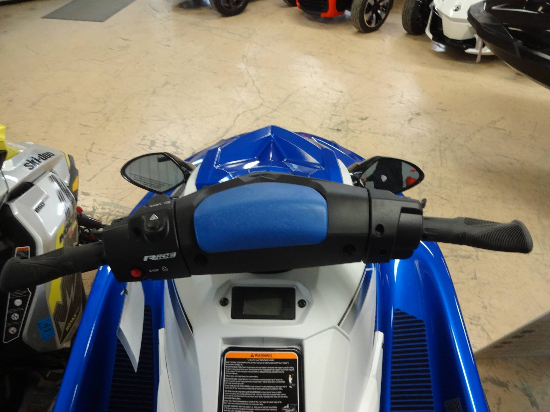 2019 Yamaha EX Deluxe in Zulu, Indiana - Photo 3