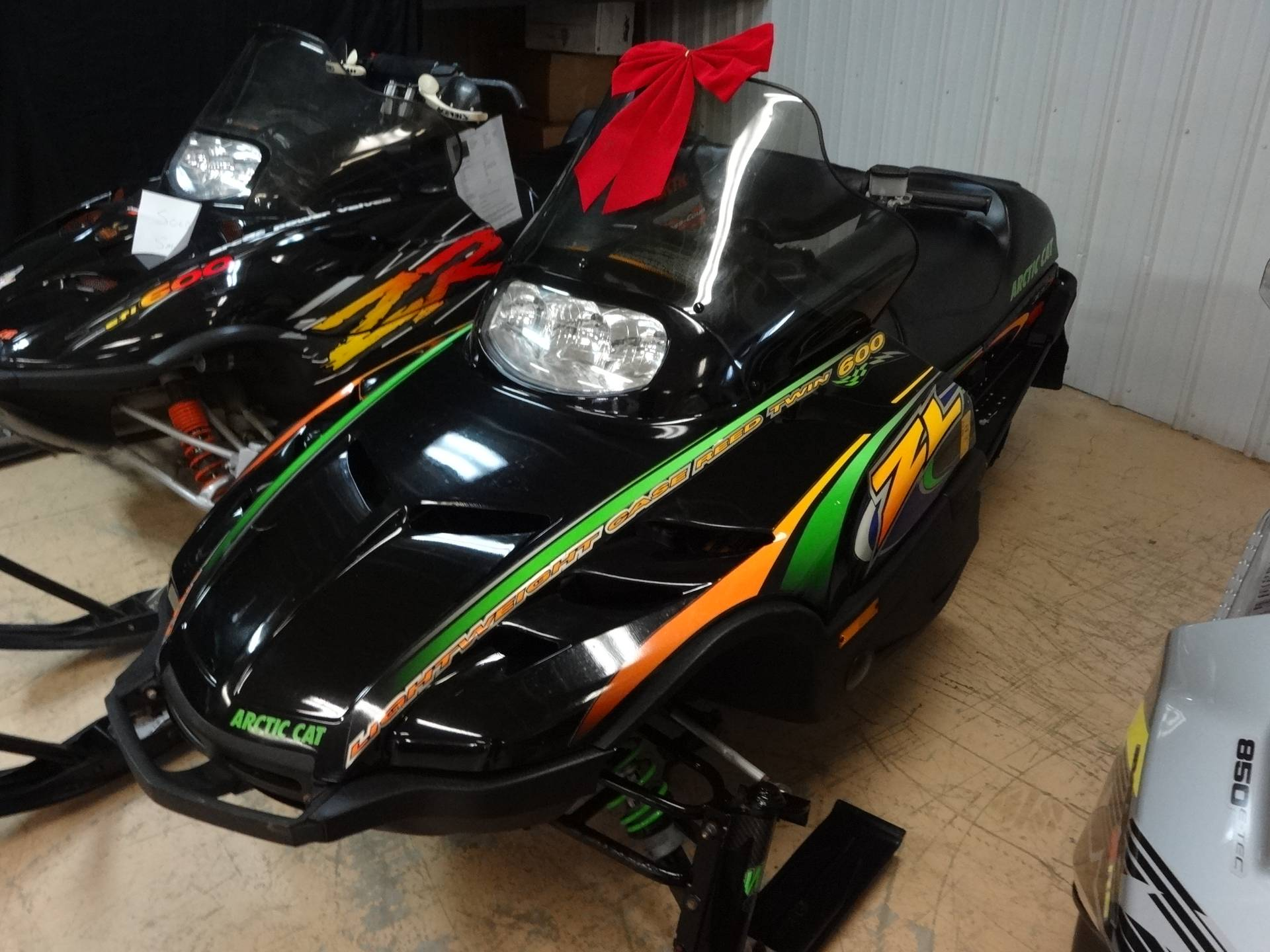 1999 Arctic Cat ZL 600 EFI in Zulu, Indiana - Photo 2