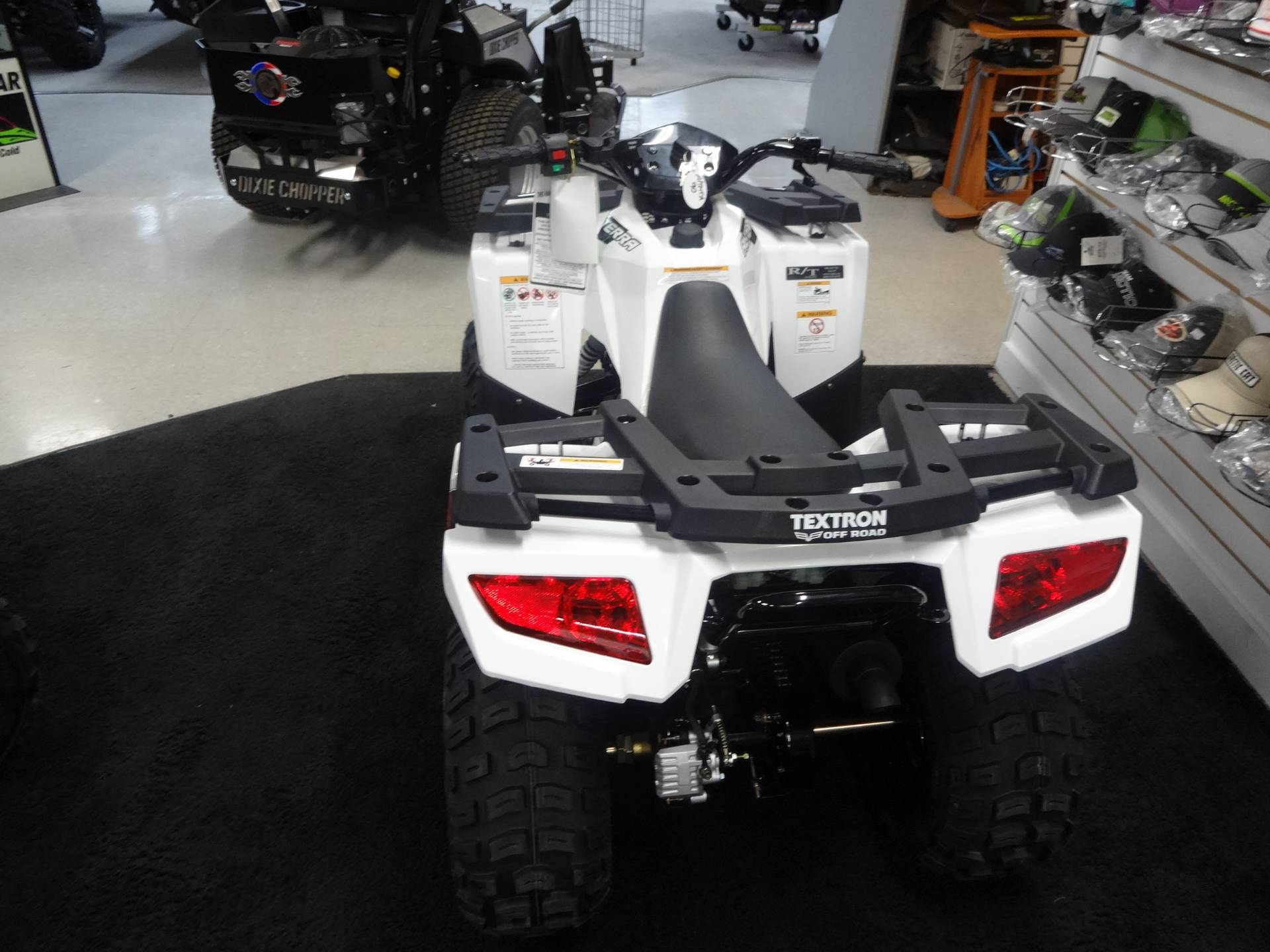 2018 Textron Off Road Alterra 90 in Zulu, Indiana