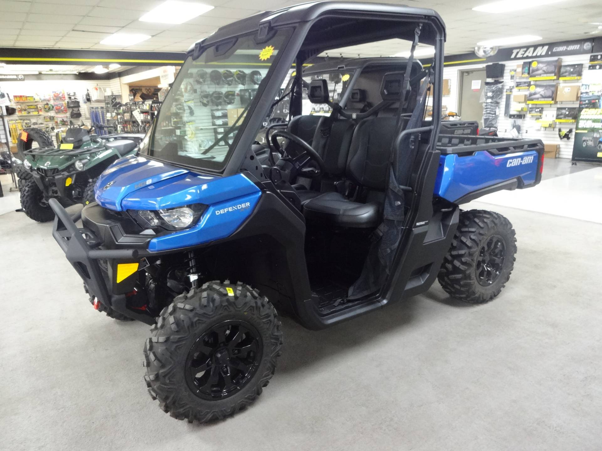 2021 Can-Am Defender XT HD8 in Zulu, Indiana - Photo 2