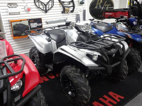 2018 Yamaha Kodiak 700 EPS SE in Zulu, Indiana