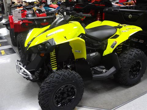2019 Can-Am Renegade 570 in Zulu, Indiana