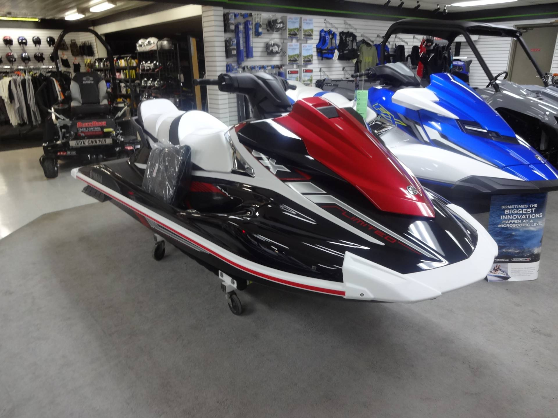 2018 Yamaha VX Limited for sale 47887