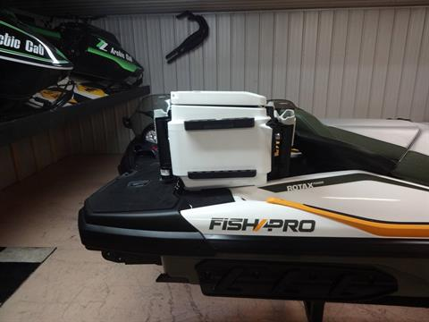 2019 Sea-Doo Fish Pro iBR + Sound System in Zulu, Indiana - Photo 3