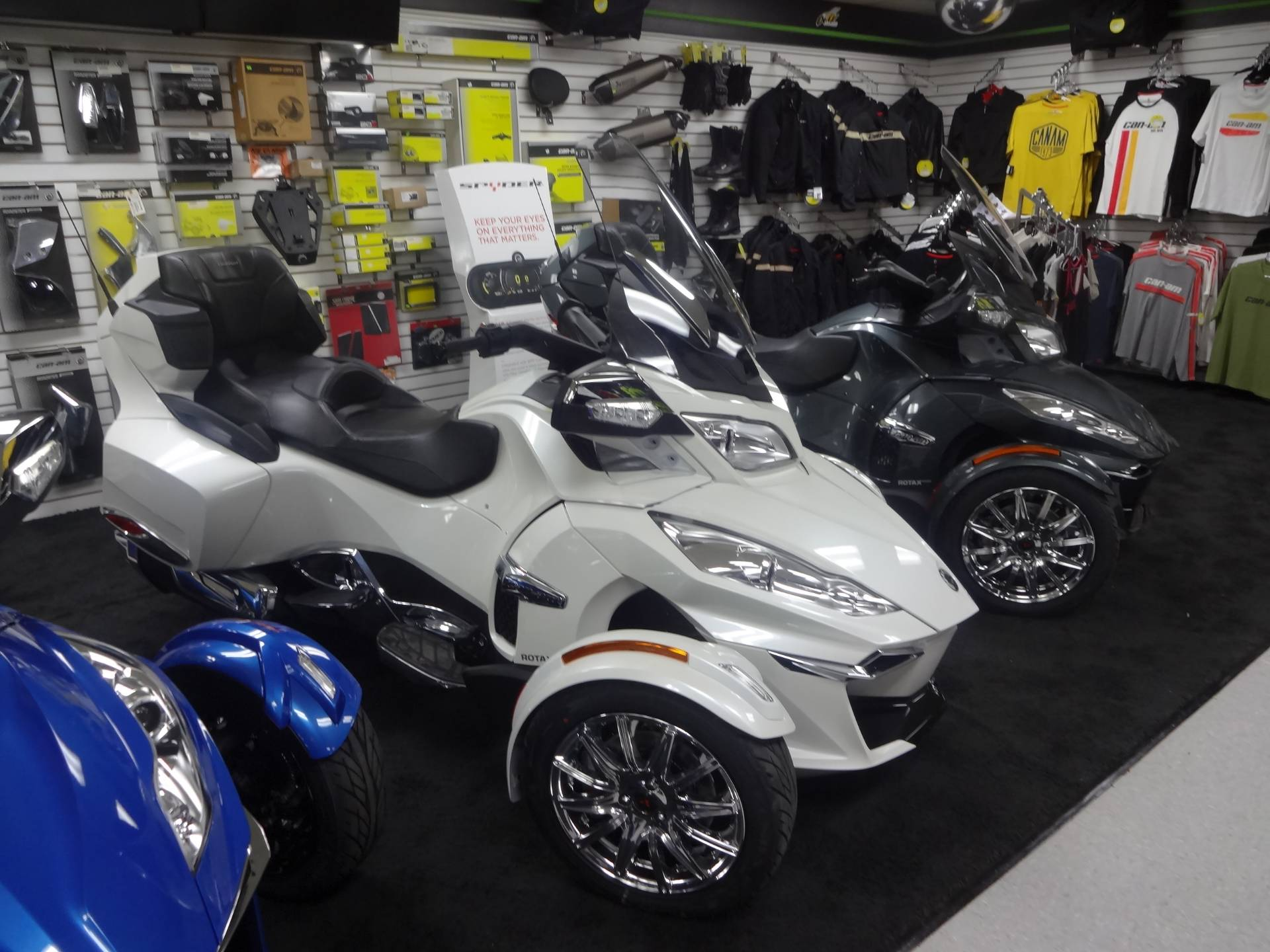 2018 Can-Am Spyder RT Limited in Zulu, Indiana - Photo 1