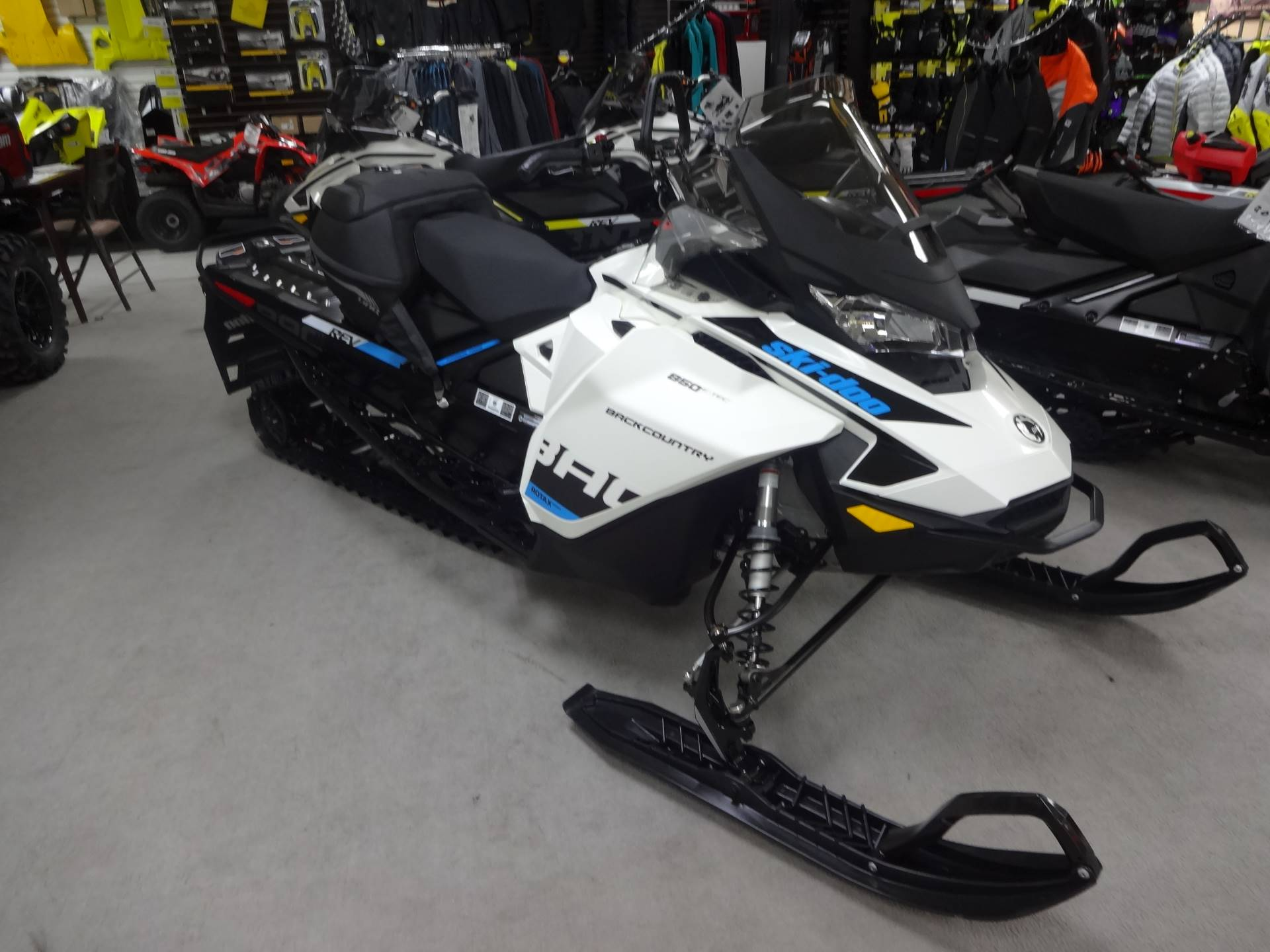 2019 Ski-Doo Backcountry 850 E-Tec in Zulu, Indiana - Photo 1