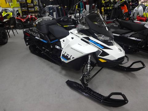 2019 Ski-Doo Backcountry 850 E-Tec in Zulu, Indiana