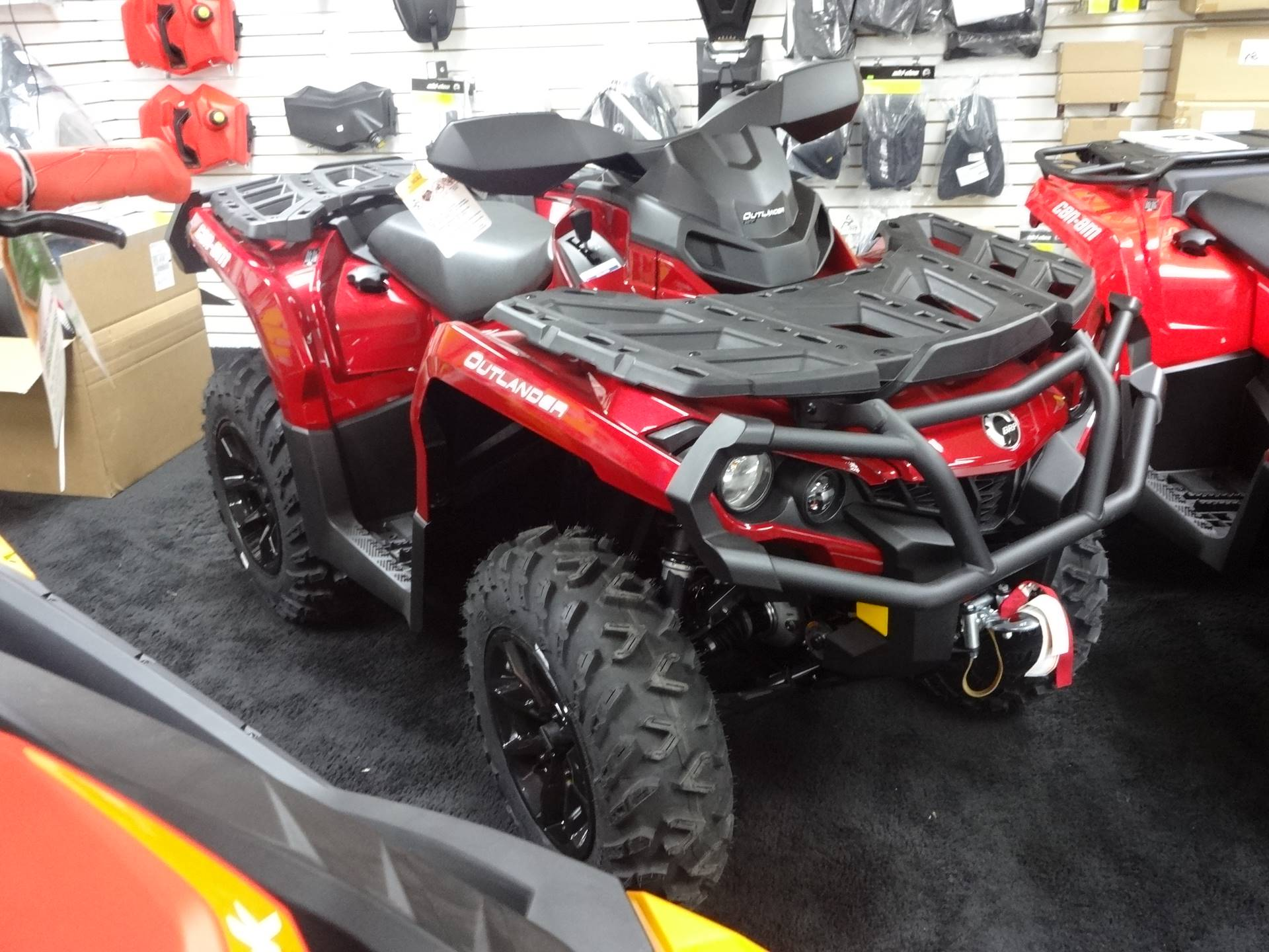 2018 Can-Am Outlander XT 650 in Zulu, Indiana - Photo 1