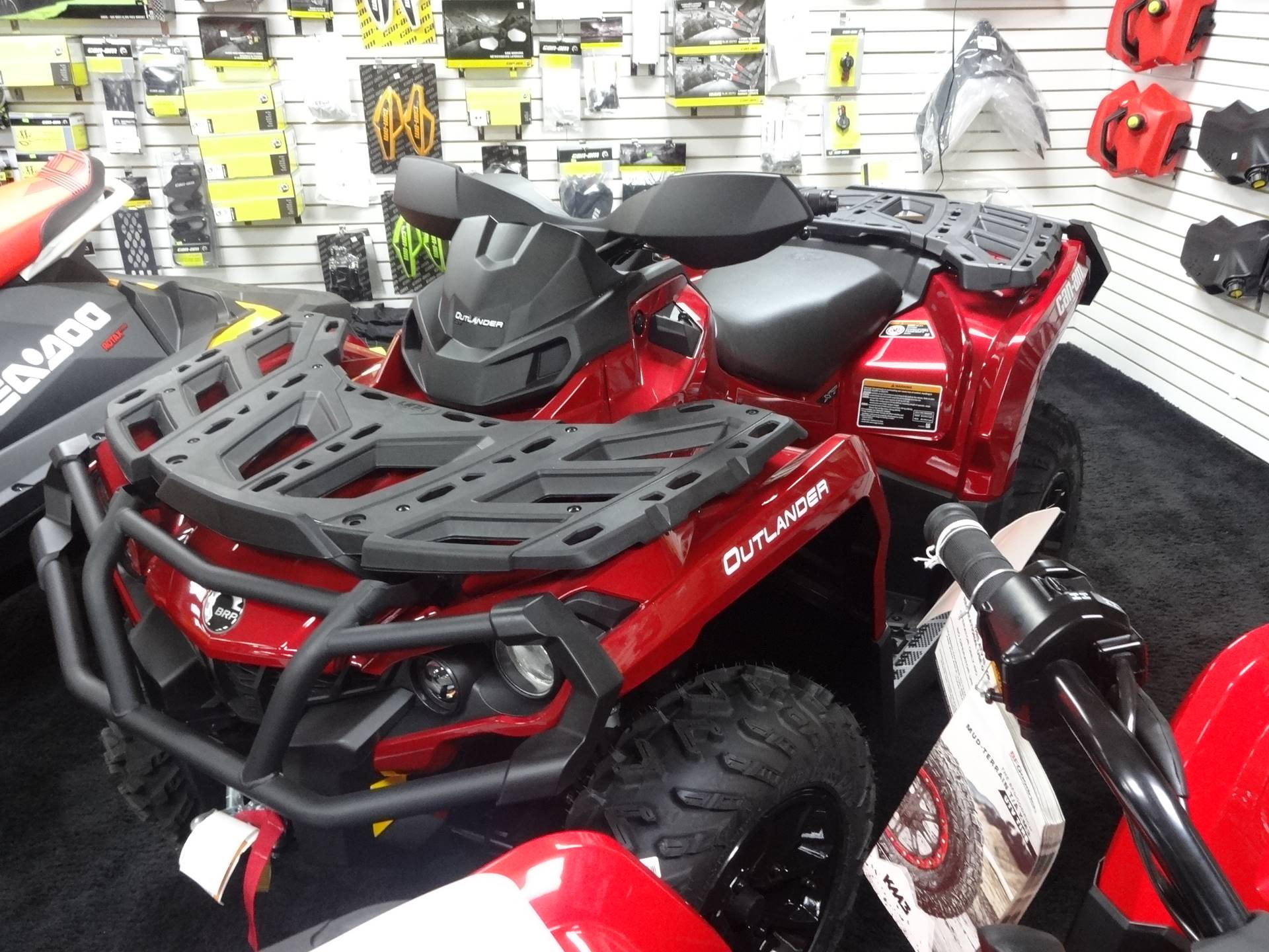 2018 Can-Am Outlander XT 650 in Zulu, Indiana - Photo 2