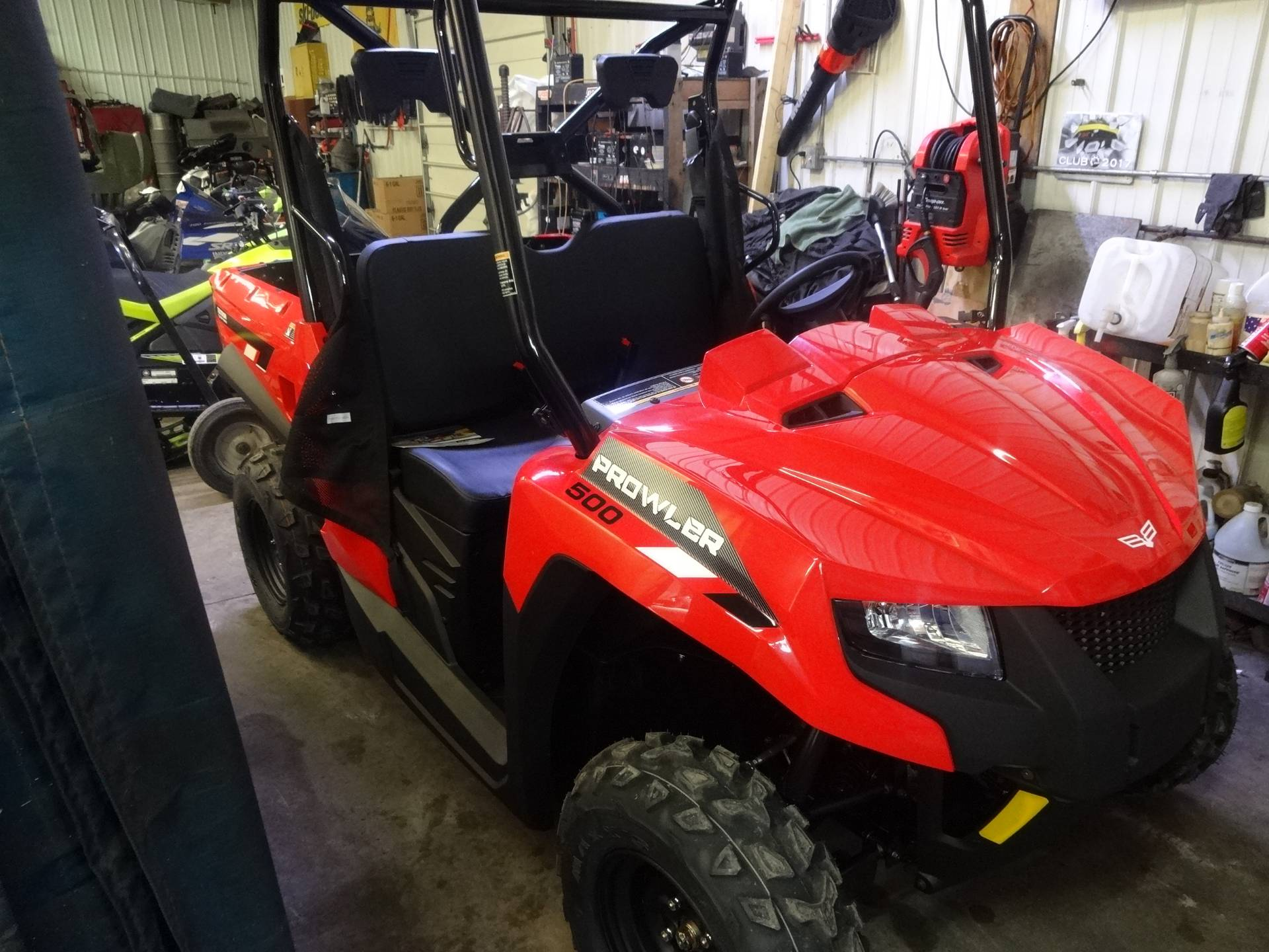 2018 Textron Off Road Prowler 500 in Zulu, Indiana