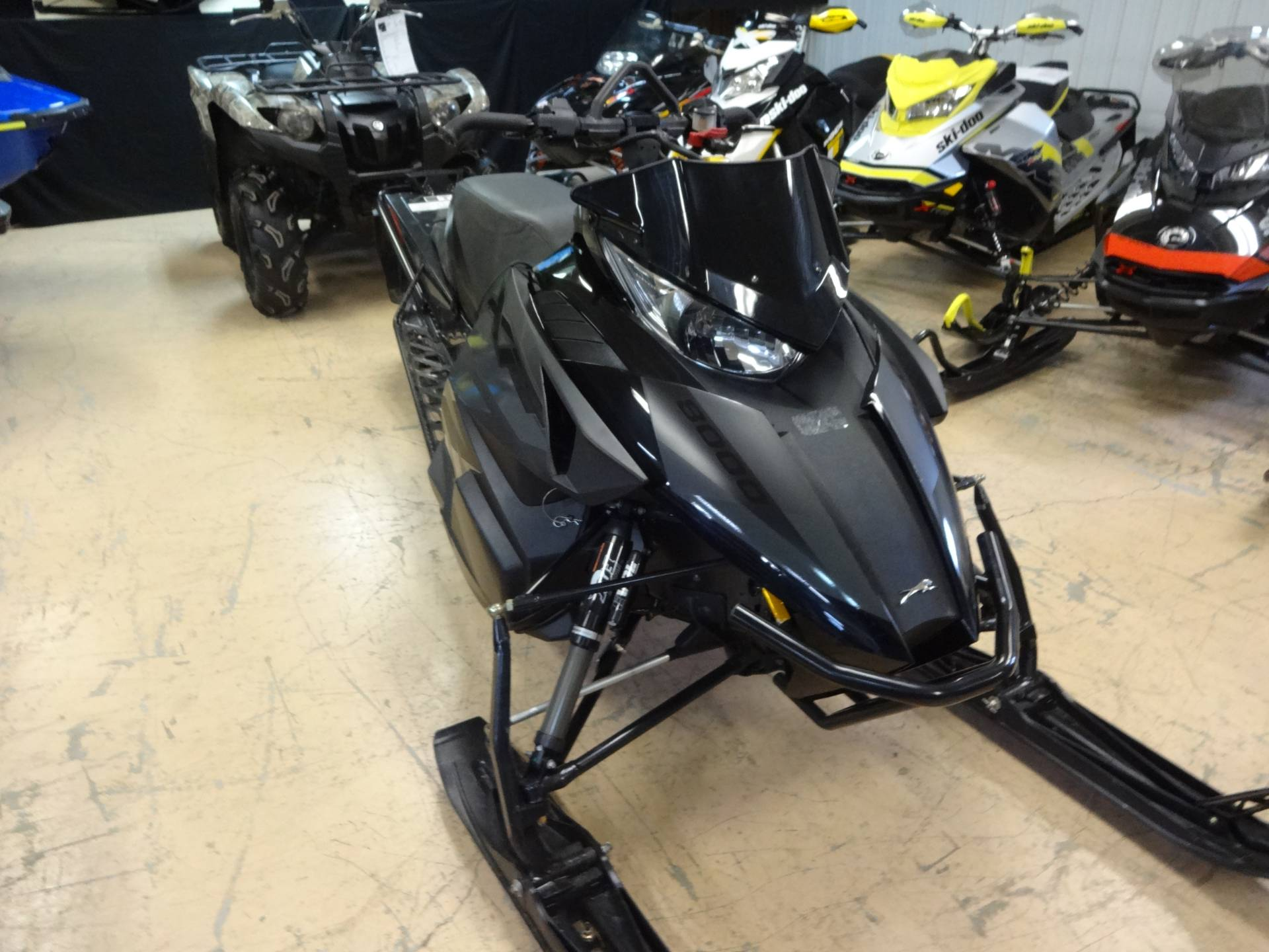 "2016 Arctic Cat XF 8000 141"" High Country Limited in Zulu, Indiana - Photo 1"
