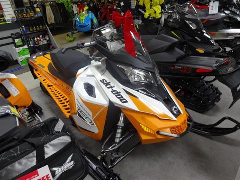 2017 Ski-Doo Renegade Adrenaline 600 H.O. E-TEC E.S. in Zulu, Indiana