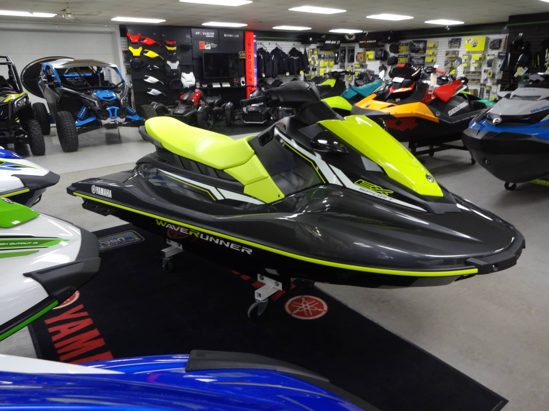 2019 Yamaha EX Sport in Zulu, Indiana - Photo 2