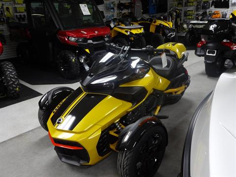 2017 Can-Am Spyder F3-S Daytona 500 SE6 in Zulu, Indiana