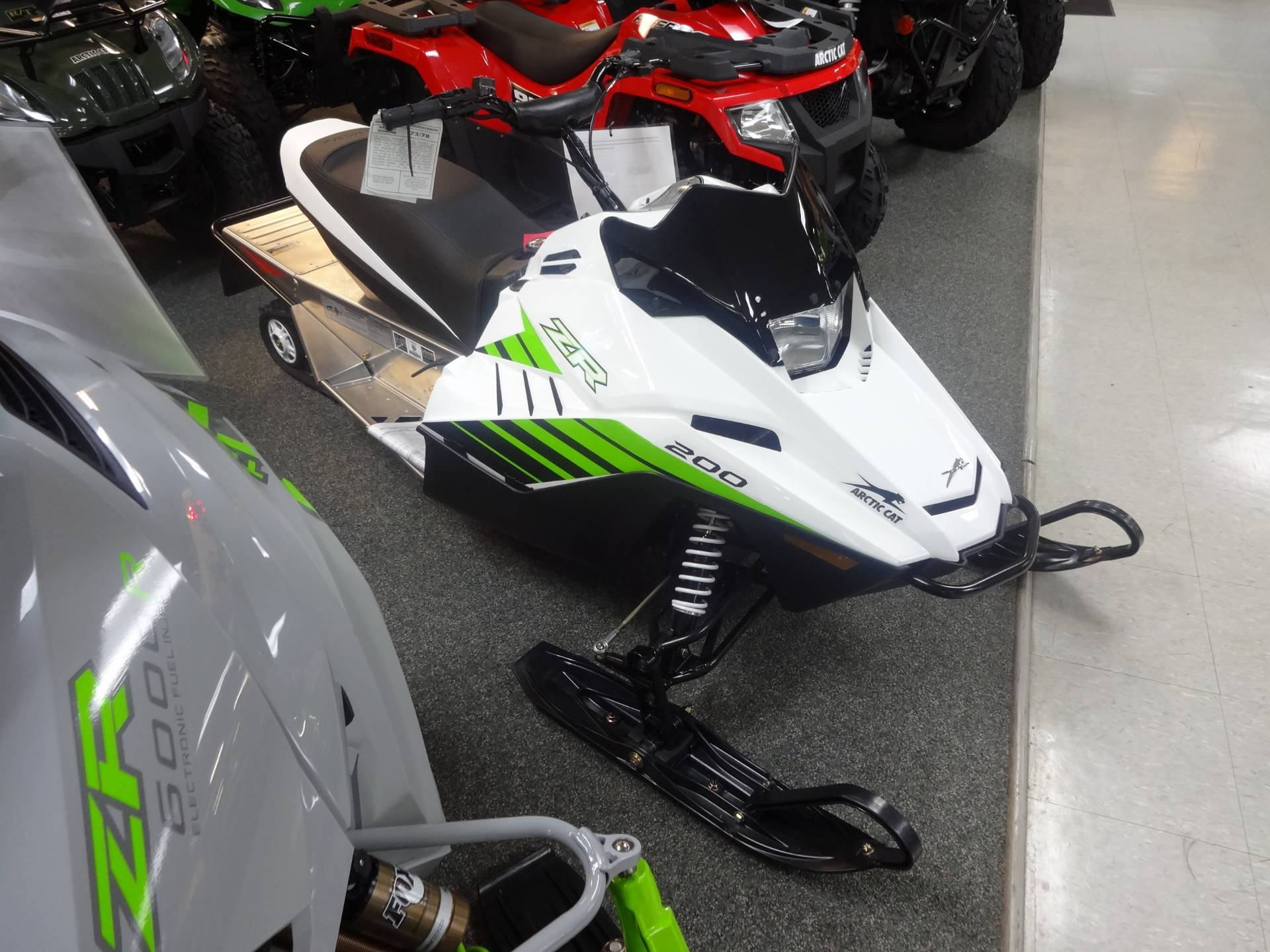 2018 Arctic Cat ZR 200 in Zulu, Indiana