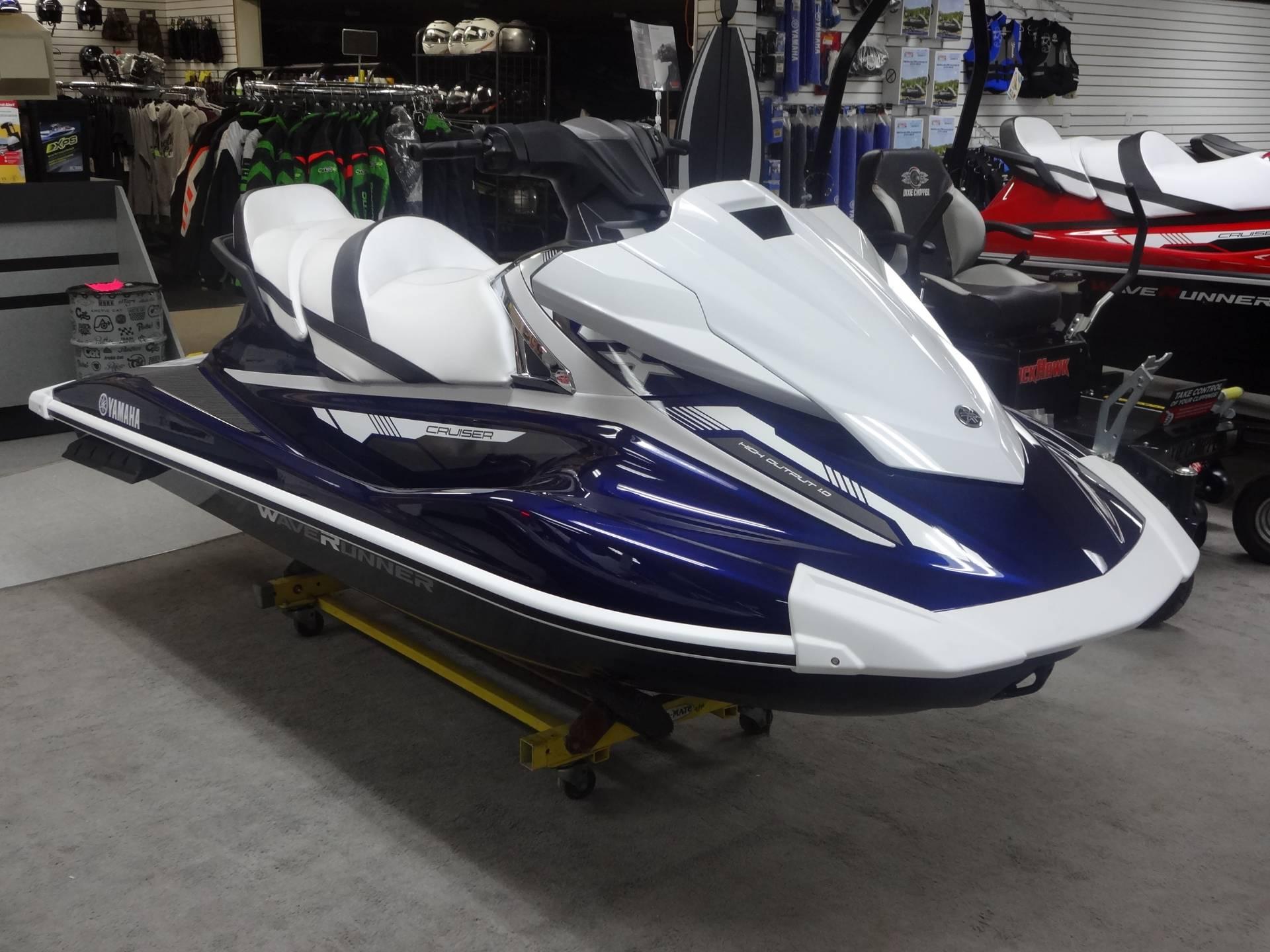 2018 Yamaha VX Cruiser Watercraft Zulu Indiana