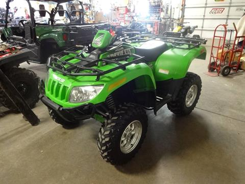 2005 Arctic Cat 500 4x4 Automatic in Zulu, Indiana