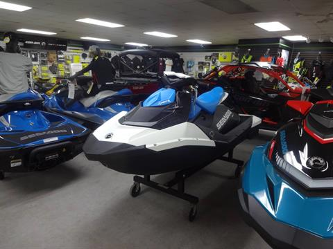 2018 Sea-Doo SPARK 2up 900 H.O. ACE iBR & Convenience Package Plus in Zulu, Indiana