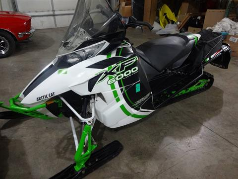 "2015 Arctic Cat XF 6000 137"" Sno Pro Limited ES in Zulu, Indiana"
