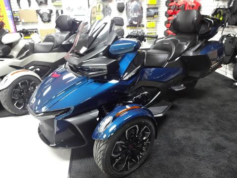 2021 Can-Am Spyder RT Limited in Zulu, Indiana - Photo 1